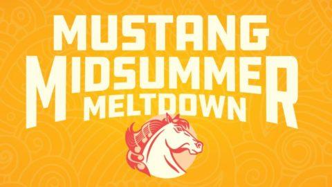 Mustang Midsummer Meltdown