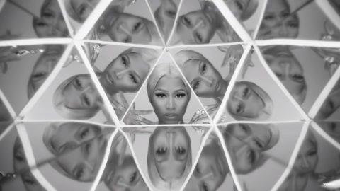 Nicki Minaj Hard White Video Queen