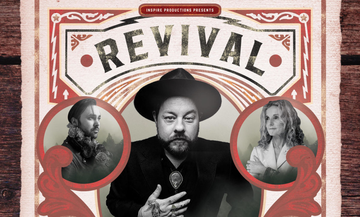 Revival at Camp Lucy 2019 cover