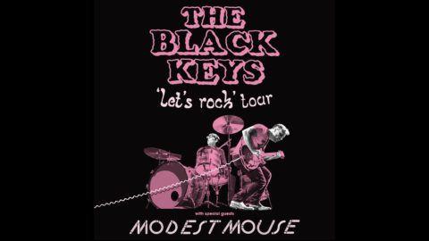 Black Keys Modest Mouse Tour Dates Tickets