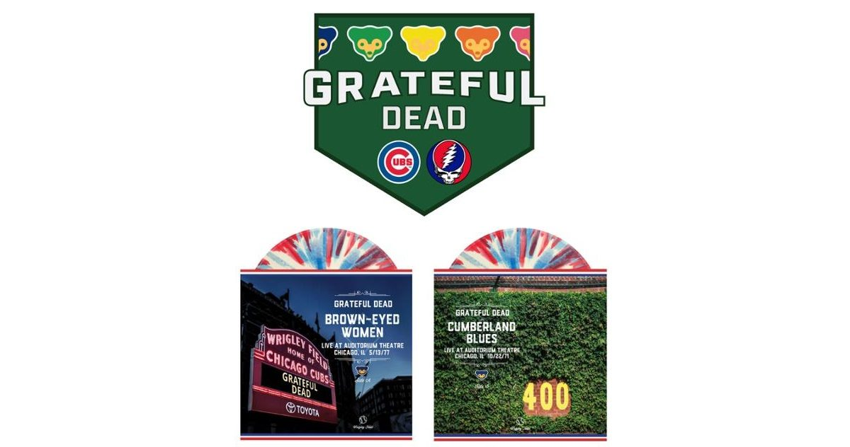 447fbc62 Chicago Cubs Announce 2019 Grateful Dead Night