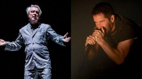 David Byrne Radiohead Trent Reznor Cure Rock Hall Fame