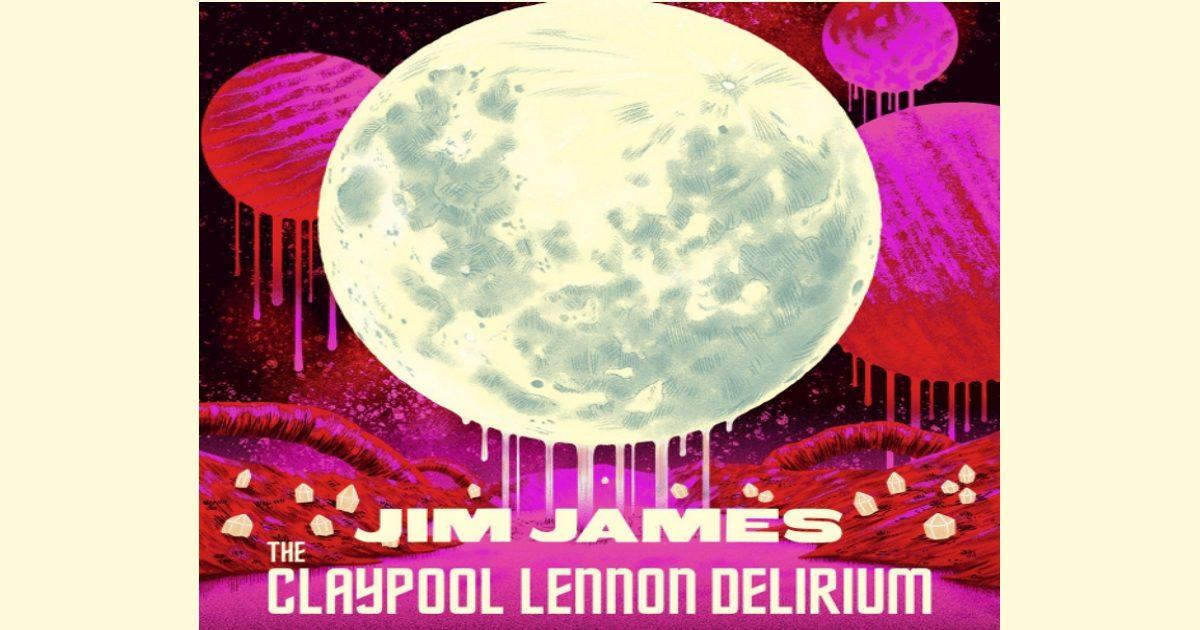Jim James Claypool Lennon Delirium Summer Tour