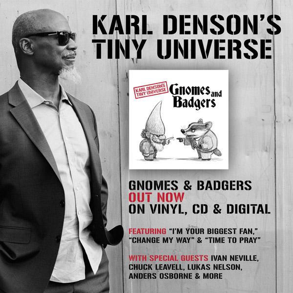 Resultado de imagen de karl denson lp gnomes badgers