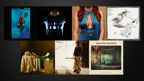 Strand of Oaks, Ghost Light, Jenny Lewis, Luther Dickinson and Sisters of the Strawberry Moon, Andrew Bird, Bill MacKay Head for the Hills New Albums