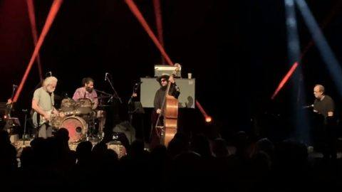 Page McConnell Performs With Bob Weir & Wolf Bros In Miami