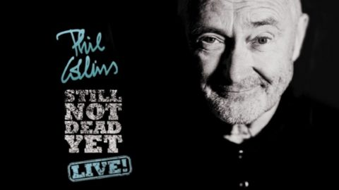 Phil Collins Still Not Dead Yet Live