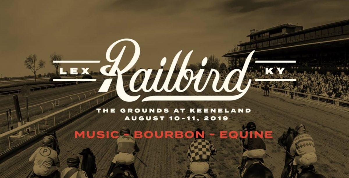 Railbird Festival 2019 Logo