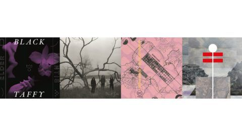 RecommNeds Black Taffy, Mint Field, supercandy, somesurprises & Gum Takes Tooth New Albums
