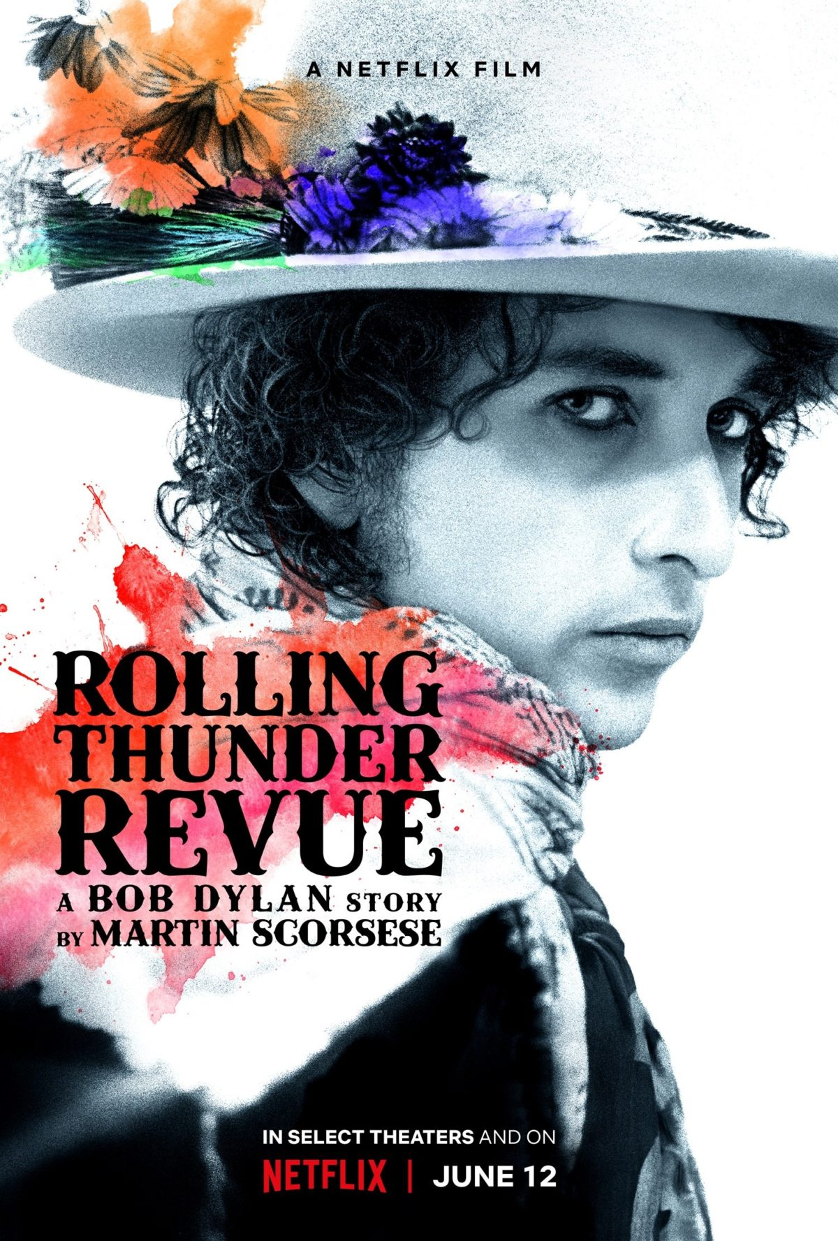 Bob Dylan Rolling Thunder Box Set Martin Scorsese Documentary