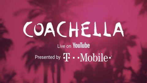 Coachella 2019 Livestream Webcast Schedule