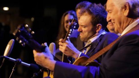 Del McCoury Band Live From Here Chris Thile Video