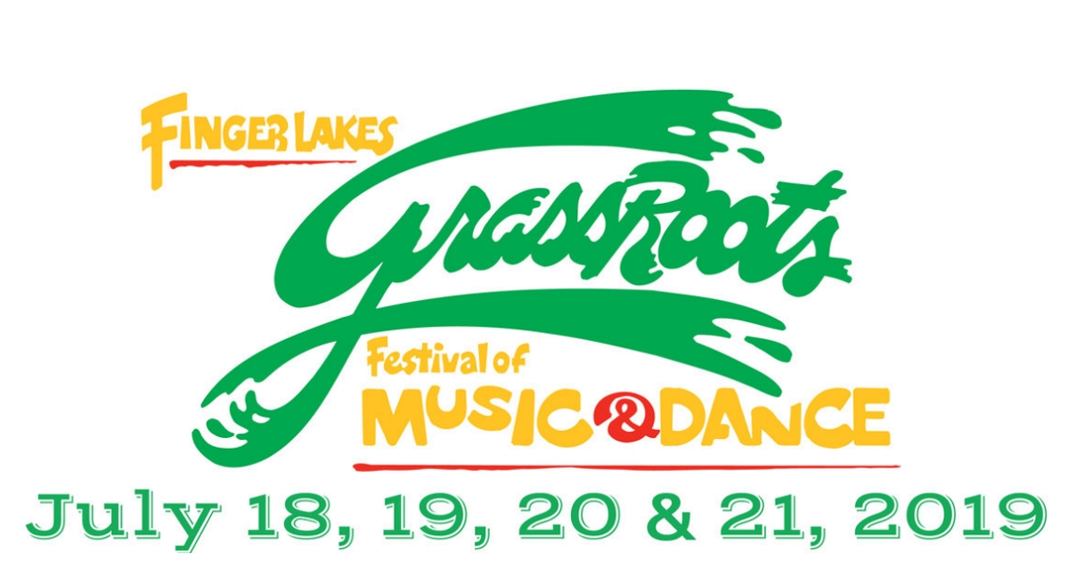 Finger Lakes Grass Roots Festival Full 2019 Lineup