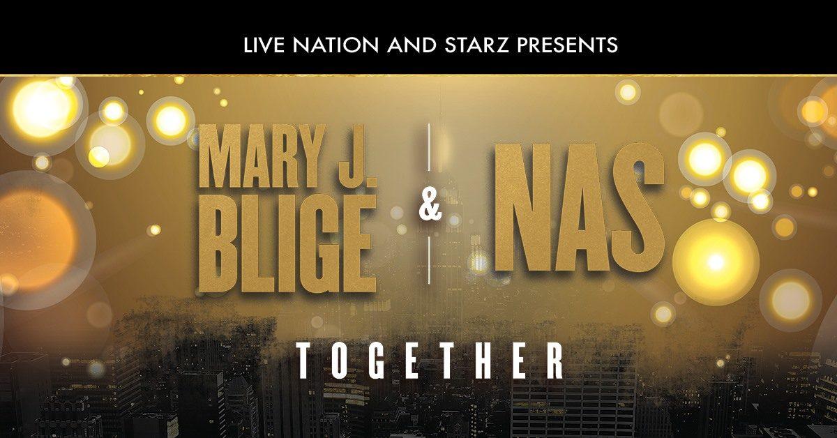 Mary J Blige Nas 2019 Tour