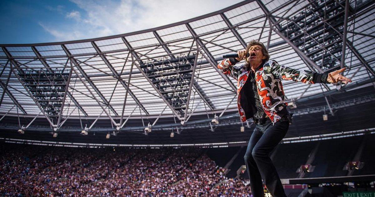 Mick Jagger 2018 Instagram