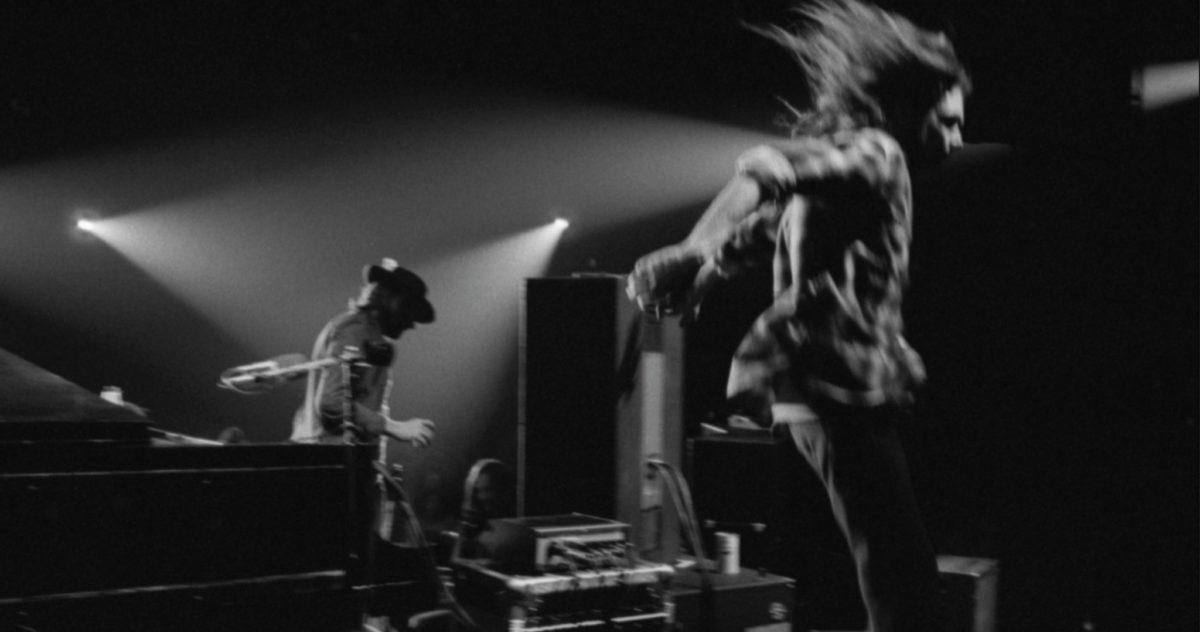 Neil Young The Stray Gators Share Tuscaloosa Live Album