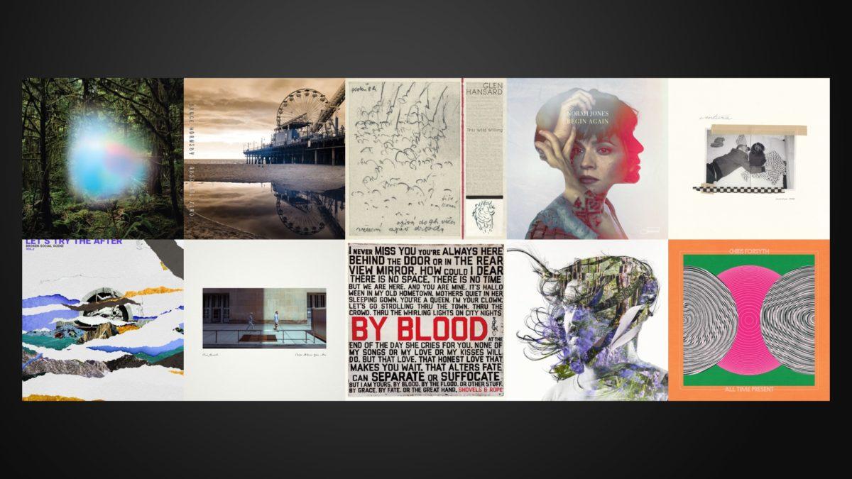 April 12th New Album Highlights
