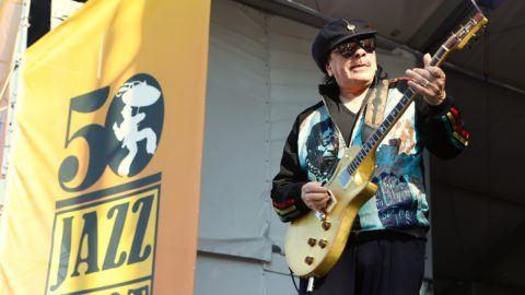 Santana Jazz Fest