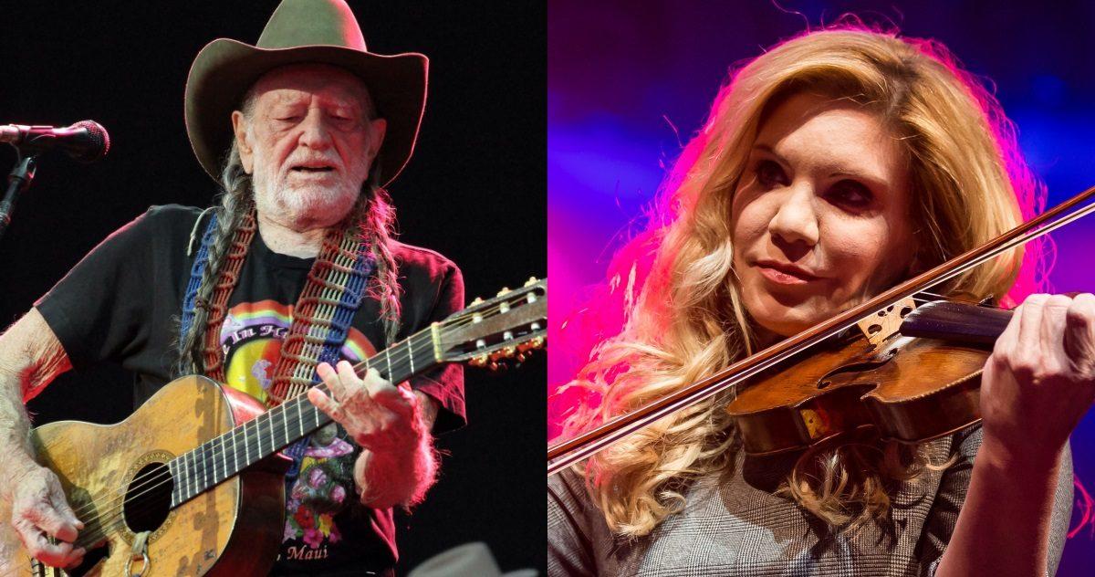 Willie Nelson Alison Krauss Tour Dates