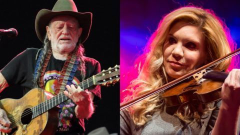 Willie Nelson Alison Krauss Tour Dates