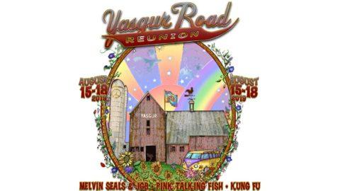 Melvin Seals & JGB, Pink Talking Fish & Kung Fu Headline 2019 Yasgur Road Reunion Lineup