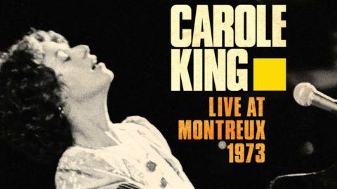 Carole King Live Montreux 1973