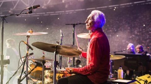 Rolling Stones Charlie Watts