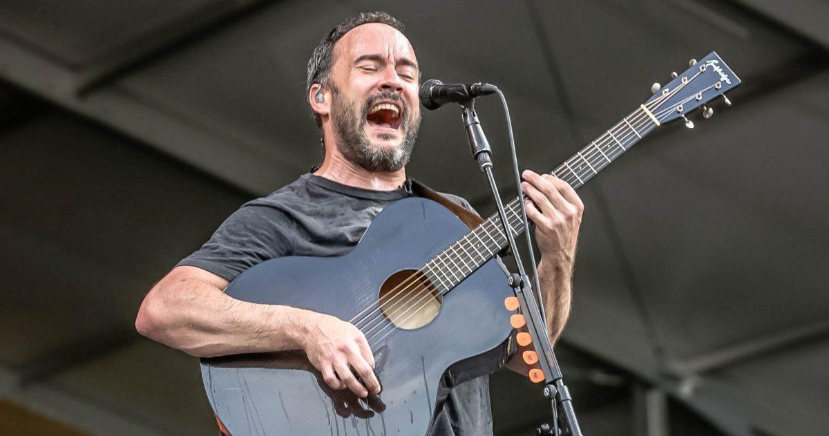 Dave Matthews Band Jazz Fest Setlist