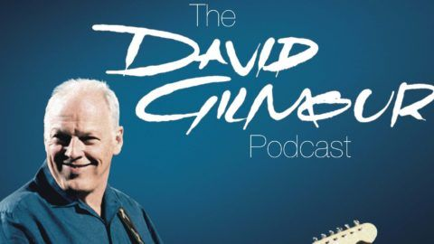 David Gilmour Pink Floyd Podcast