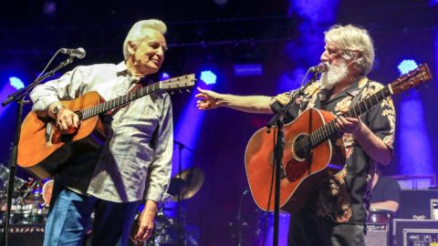 Del McCoury String Cheese Incident DelFest