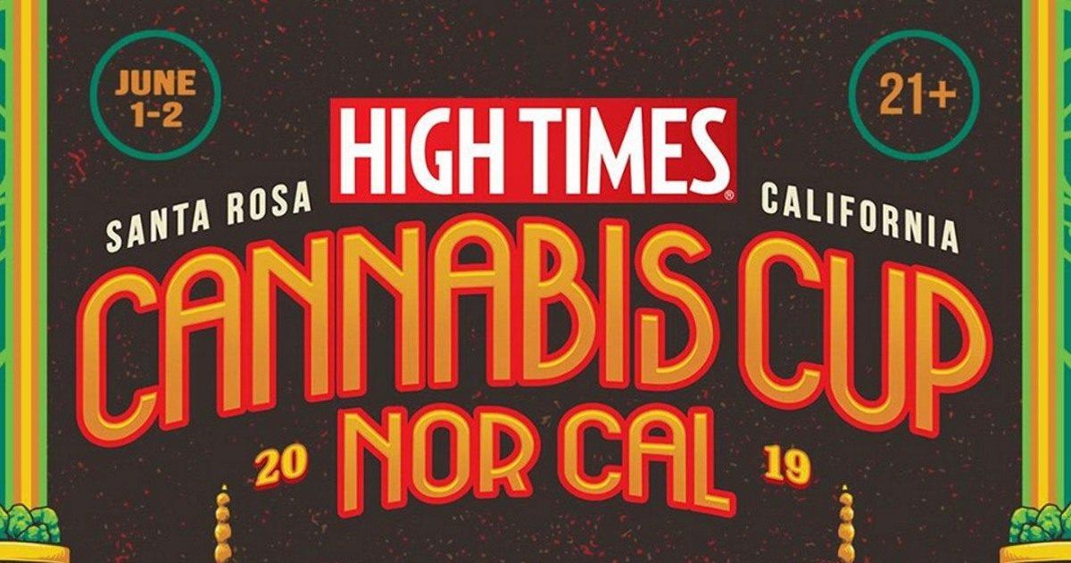 High Times Cannabis Cup Nor Cal 2019