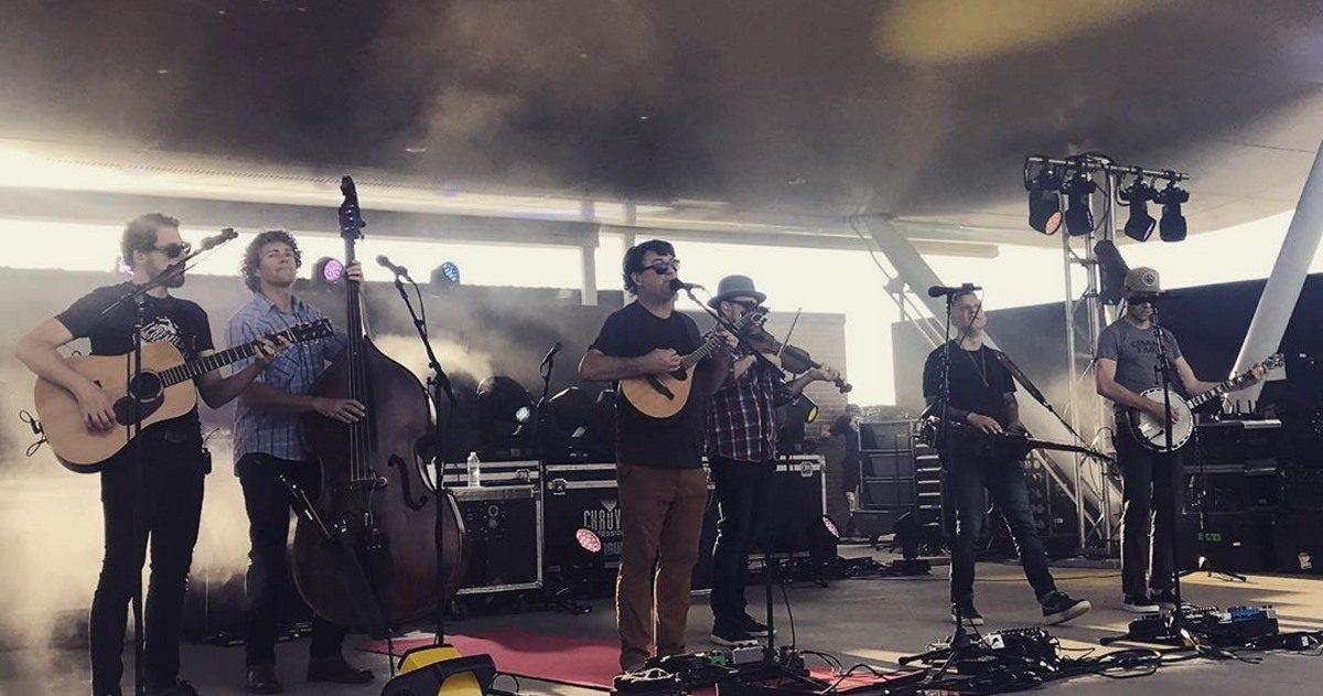Keller Williams Grateful Grass Infamous Stringdusters