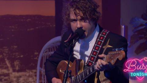 Kevin Morby Busy Tonight Congratulations