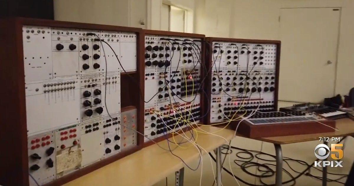 Synthesizer Repair LSD Trip