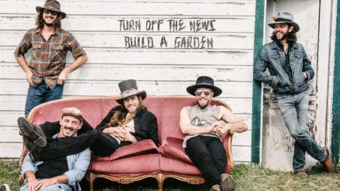 Lukas Nelson Turn Off The News Build A Garden