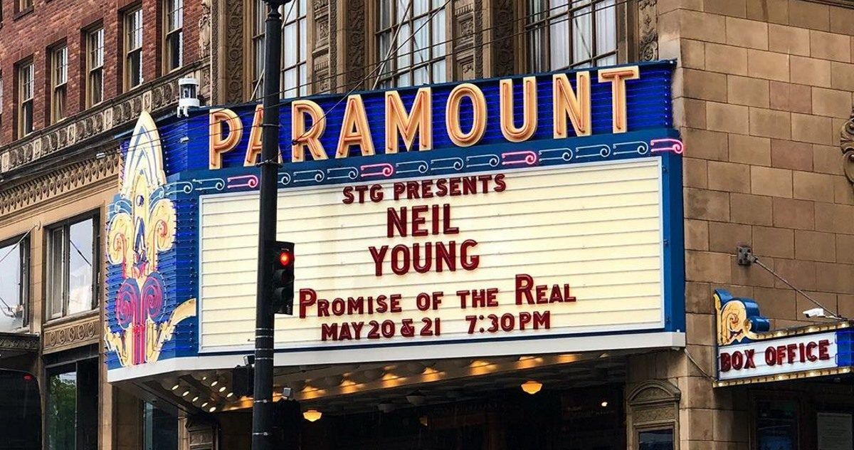 Neil Young Promise Of The Real Seattle