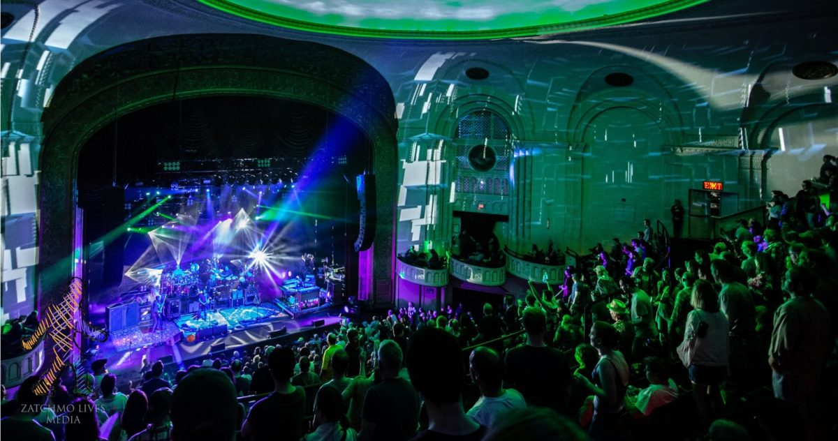 String Cheese Incident Beatles Capitol Theatre