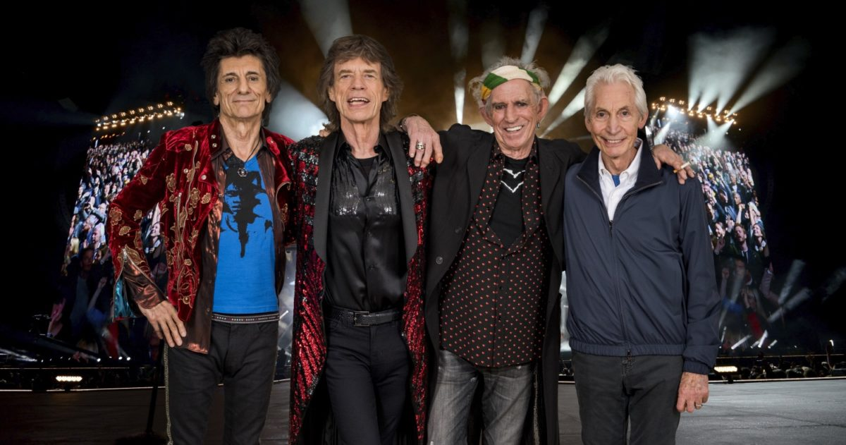 The Rolling Stones 2019 No Filter North American tour