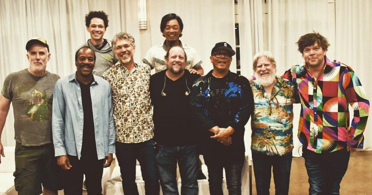 The String Cheese Incident Dumpstaphunk
