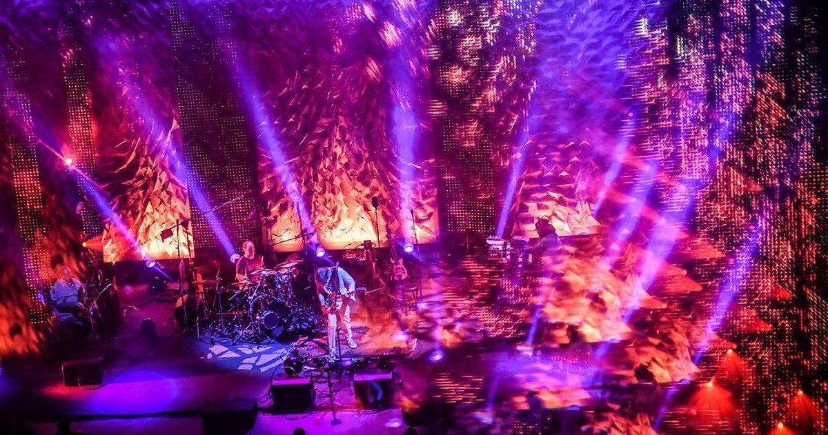 Trey Anastasio Ghosts Of The Forest Beneath A Sea Of Stars