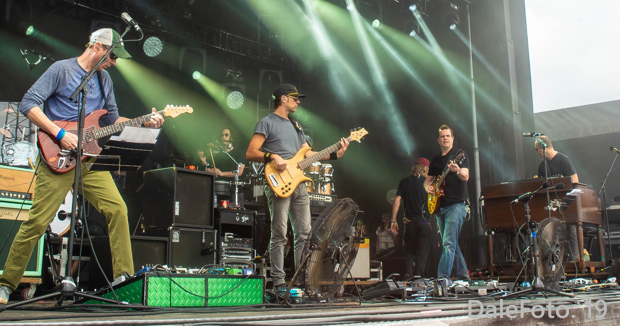 Umphrey's McGee Issues Save The Date For Chicago Event