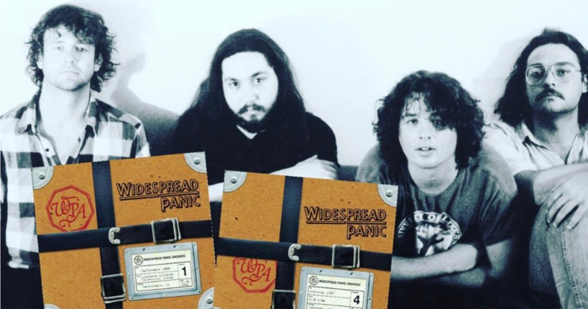 Widespread Panic Archival Releases