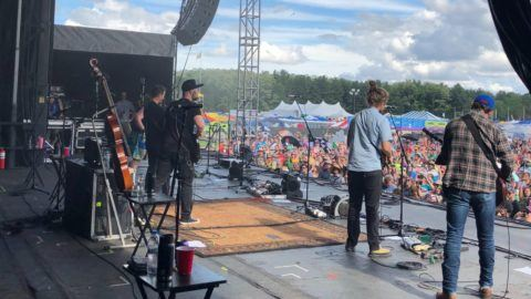 Yonder Mountain String Band Summer Camp 2019