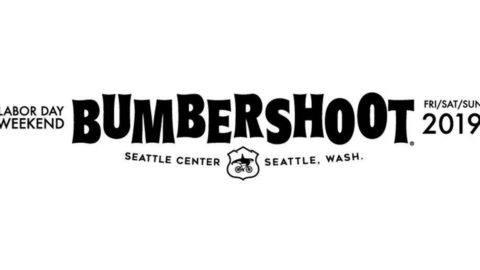 Bumbershoot 2019 Logo