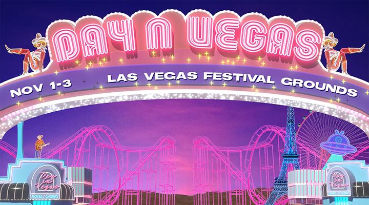 Day N Vegas 2019 Lineup Nov 1 3 2019