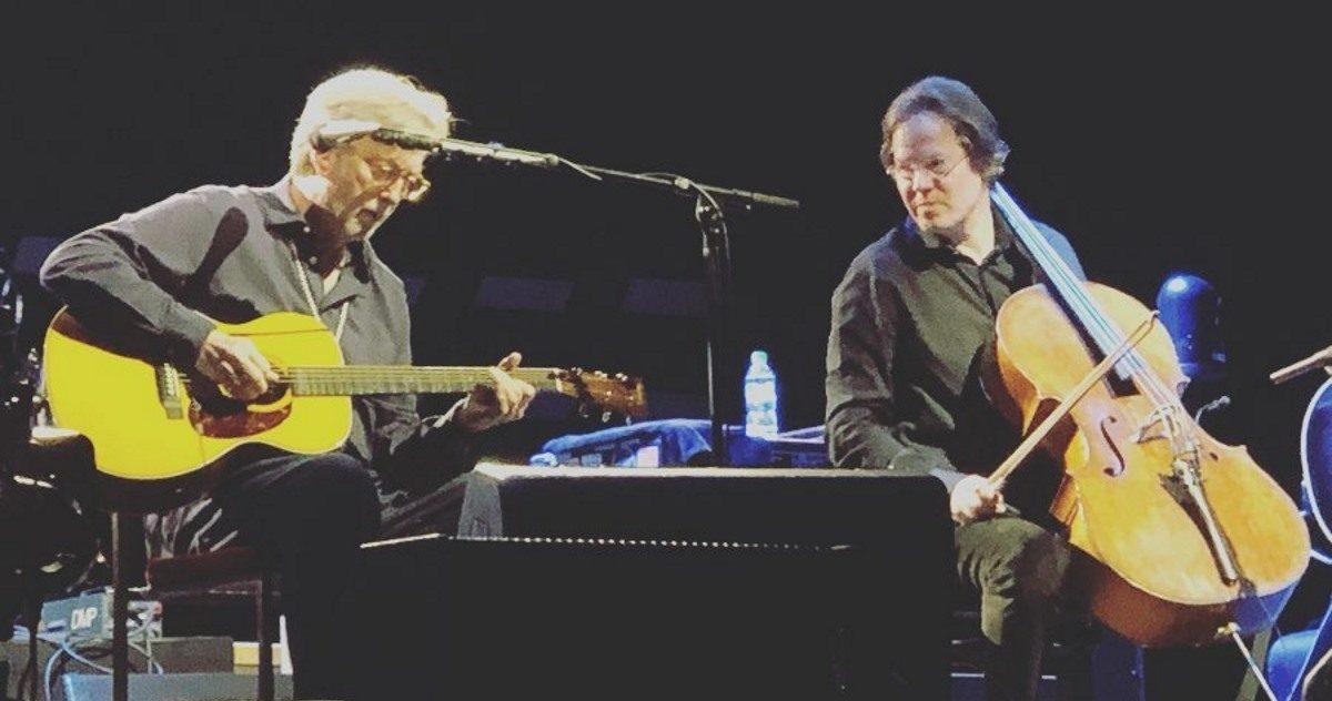 Eric Clapton Jan Vogler