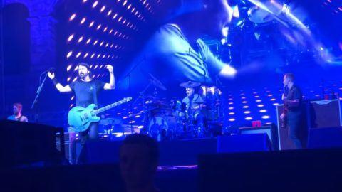 Foo Fighters Wheels Croatia Video