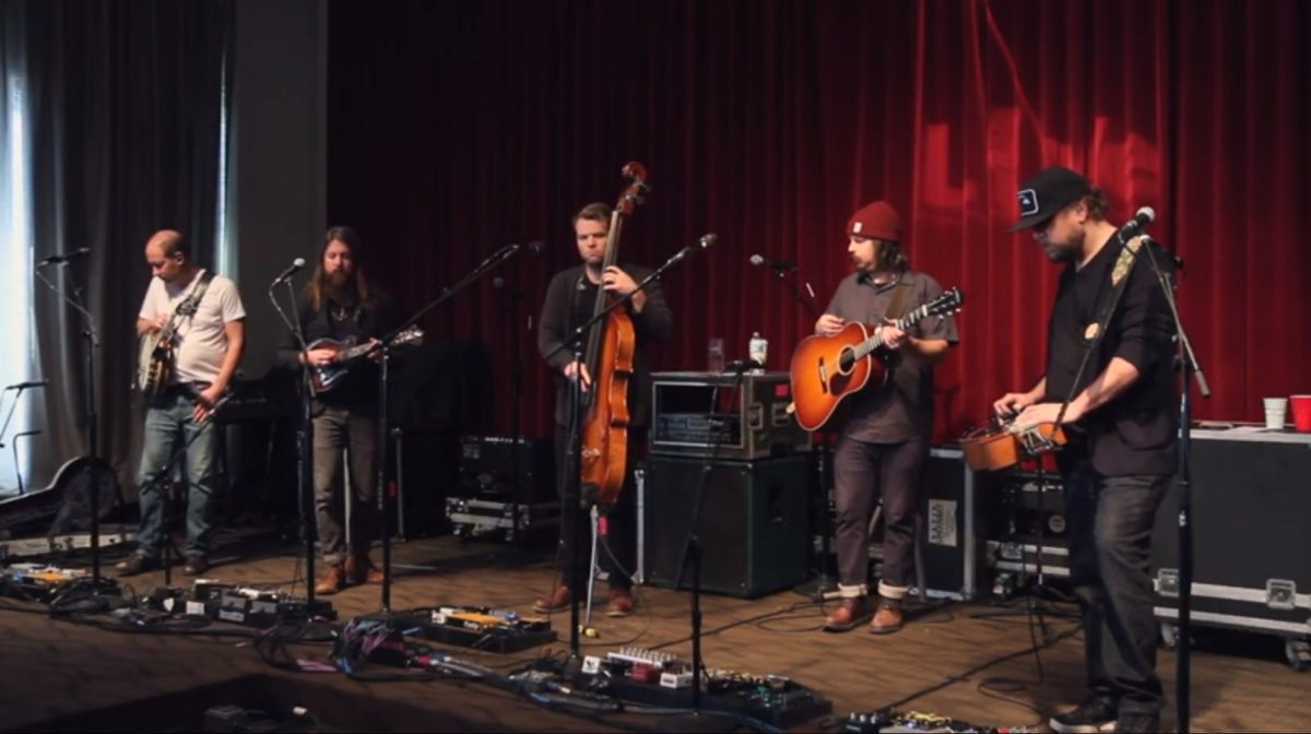Greensky Bluegrass World Cafe Live