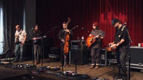 Greensky Bluegrass World Cafe Live