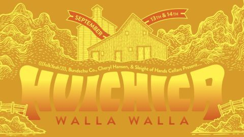 Huichica Walla Walla 2019 Lineup